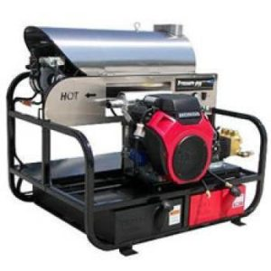 Hot Water Pressure Washer Houston